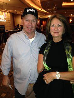 POKER Mike Sexton and Sandy Boyd WPT, Borgata