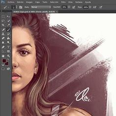 Todo listo! Feliz día. #illustration #ilustracion #digitalart #art #arte #love #girl #pasion #fitness #design #diseño #color #talent #venezuela #inspiration #drawing #sexy #like4like #follow #followme #instagram #instalike #instagood #instacool #instafollow #goodmorning #today