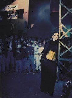 Deneuve + YSL + Lalanne + Marrakech - 1989