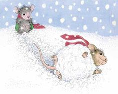 """Mice Snowball"", Stock from House-Mouse Designs®. Coloring Books, Coloring Pages, House Mouse Stamps, Mouse Pictures, Mouse Color, Cute Mouse, House Drawing, Little Critter, Penny Black"