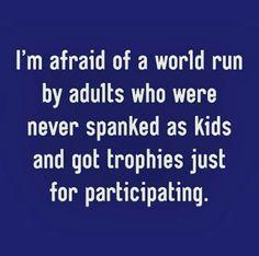 Very afraid...