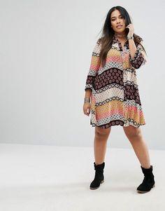 plus size klänningar online