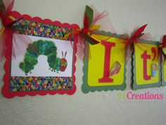 Very Hungry Caterpillar  It's a Girl / Boy by 21CreationsToo