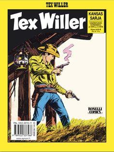 Tex Willer -kronikka: Tex Willer - Näköispainos numeroista 2/1978 ja 3/1978