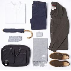 End. Clothing essentials paired with Wigwam socks Cypress