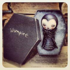 Vampire by Danita Art, via Flickr