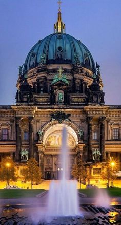 Berlin Cathedral ~ Berlin, Germany