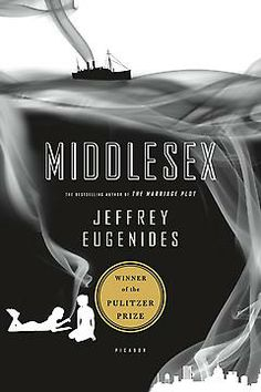 Recommended for Book Clubs:  MIDDLESEX by Jeffrey Eugenides