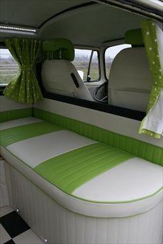 The Camper Shak – Hand Crafted VW Camper Interiors Source Volkswagen Transporter, Volkswagen Bus, Vw Camper, Camper Trailer For Sale, Camper Trailers, Vw Minibus, Combi Split, Kombi Motorhome, T2 T3