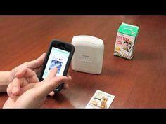 Fuji Guys - Fujifilm Instax Share SP-1 Printer - Top Features - YouTube