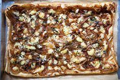 Apple Walnut Gorgonzola Turnovers | Recipe | Apples, Apple Turnover ...