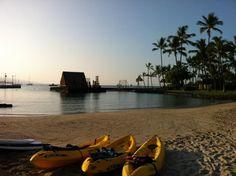 Kona Kayak and Snorkel Tour | Kona Boys