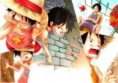 Tags: Anime, ONE PIECE, Monkey D. Luffy, Acluf