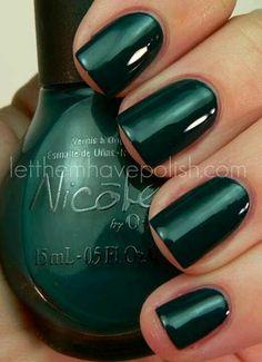 #emerald #nailpolish