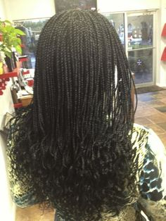 Phenomenal Hairstyles Braids And Micro Braids On Pinterest Short Hairstyles Gunalazisus