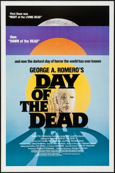 "Movie Posters:Horror, Day of the Dead (United Film Distribution, 1985). One Sheet (27"" X41""). Horror.. ... Image #1"