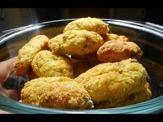 Kroketky z aljaškej tresky. Ethnic Recipes, Food, Essen, Meals, Yemek, Eten