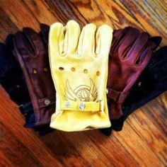 Smyth Innovations Custom Moto Gloves