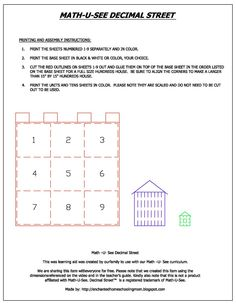 math worksheet : 1000 images about math on pinterest  math u see multiplication  : Math U See Worksheet Generator