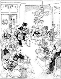 Everything & Nothing: Quino - ¡Yo no fui! Everything And Nothing, Vintage World Maps, Humor, Painting, Art, Art Background, Humour, Painting Art, Kunst