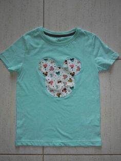 Camiseta mickey mouse ratellada