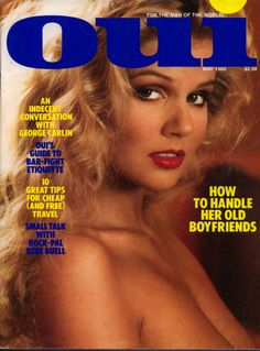 Oui Magazine May 1980 Good Readers Copy Mature by JamesVintageJunk