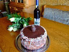 "Dragostea in bucate: TORT ""PATUL LUI PROCUST"" Deserts, Cake, Food, Kuchen, Essen, Postres, Meals, Dessert, Torte"