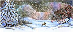 errol le cain, snow queen