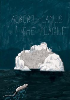 The plague - Camus. Designer: Seonaid MacKay