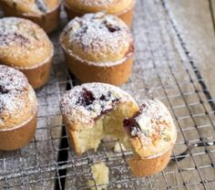 These classic French sweet treats are perfect with an afternoon cuppa; toppings can be added to the friands prior to baking. Farro Recipes, Almond Recipes, New Recipes, Plum Jam, Easter Recipes, Easter Food, Egg Whisk, Vanilla Essence, Melted Butter