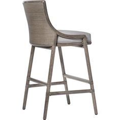 McGuire Furniture: Laura Kirar Passage Bar Stool: O-530gggg