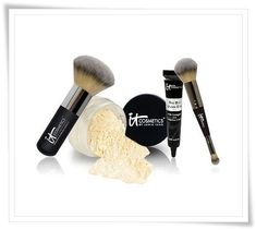 """Don""""t have this ...It Cosmetics Complexion Perfection Superstars Collection QVC Today Special Value"""
