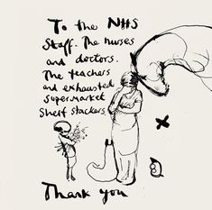 nhs thank you ~ nhs - nhs rainbow - nhs quotes - nhs thank you - nhs rainbow window - nhs quotes inspiration - nhs rainbow ideas - nhs art Jennifer Beals, Daily Quotes, True Quotes, Inspirational Horse Quotes, Charlie Mackesy, The Mole, My Children Quotes, Picture Story, Picture Ideas
