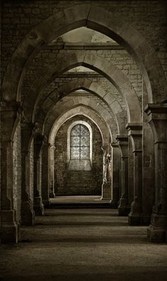 #stone #hall of #arches