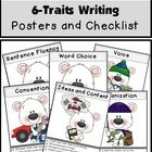 These ready made posters display each of the 6-Traits of Writing. Post on a bulletin board to help students remember to use the 6-Traits in their writing. $