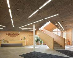 Tartu Nature House / KARISMA Architects
