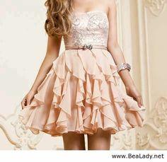 Dress 2014 model for ladies - BeaLady.net 8th grade graduation dress!!!