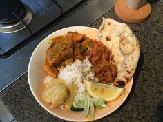 [OC] a typical british indian takeaway