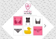 #matchy.matchy pour une St-Valentin undercontrol