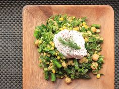 One-Pot Wonders: Fresh Herbs With Corn, Asparagus, and Chickpeas   Serious Eats