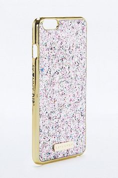 "Skinny Dip – Glitzernde Hülle ""Paris"" für iPhone 6 Plus"