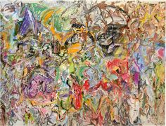 Glass Coach Loisville by Larry Poons. Art Experience:NYC http://www.artexperiencenyc.com/social_login
