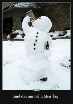 35 Creative, Funny Snowman Pictures for Winter Fun - Snappy Pixels Winter Fun, Winter Time, Winter Snow, Funny Snowman, Snow Sculptures, Snow Fun, Build A Snowman, Diy Snowman, Frosty The Snowmen