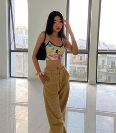 Style Outfits, Cute Casual Outfits, Mode Outfits, Retro Outfits, Summer Outfits, Fashion Outfits, Fashion Tips, Modest Fashion, Aesthetic Fashion