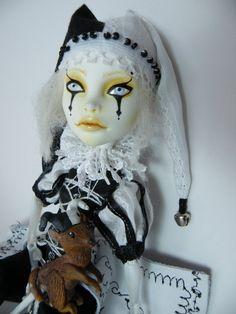 Made to Order OOAK Monster High Custom Art Doll