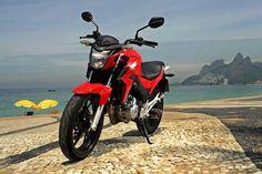 Teste: Honda Twister 250 cc - Evolução no espelho - MotorDream
