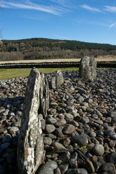Temple Wood stone circle, Kilmartin Glen, Scotland - (explore your biking wanderlust on www.motorcyclescotland.com)
