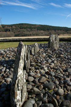 Temple Wood stone circle, Kilmartin Glen, Scotland - (explore your biking wanderlust on www.motorcyclescotland.com)