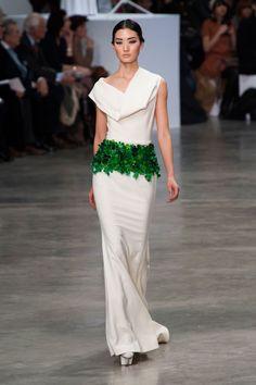 Stephane Rolland - I adore the green...