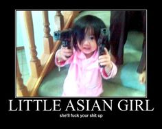 Little Asian Girl ~ Funny Memes